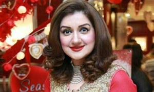 سائبر کرائم کے مقدمے میں اداکارہ عائشہ ثنا اشتہاری قرار