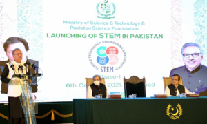 Pakistan needs to make efforts to join global race in technology: Alvi