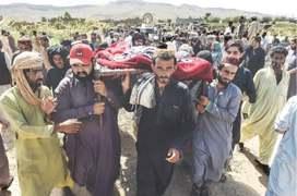 Quake heaps shock, misery on Harnai