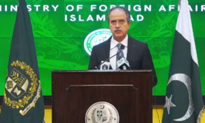 Regular engagement with US beneficial for both countries: FO