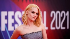 Kristen Stewart brings Princess Diana film Spencer to London