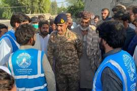 Rescue, relief work continues in Balochistan as earthquake death toll rises to 16