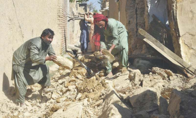 Rescue operation concludes in Harnai as toll climbs to 21