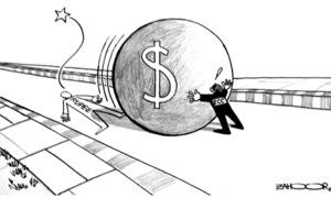 Cartoon: 9 October, 2021