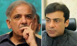 Money laundering case: Court extends pre-arrest bails of Shehbaz, Hamza till Oct 30