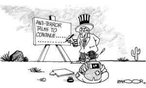 Cartoon: 10 October, 2021