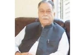 Veteran Kashmiri leader Sikandar Hayat dies