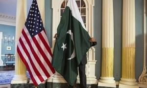 Tense Pak-US ties