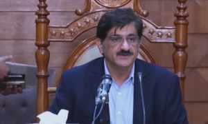 Murad blames PTI govt for creating wheat crisis in country