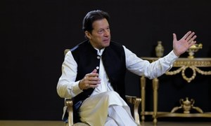 Failure to engage with Taliban could push group back 20 years: PM Imran