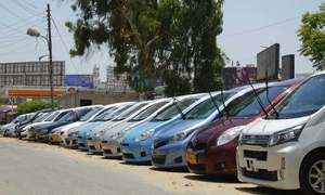 Police claim busting gang involved in sale of stolen cars on OLX in Karachi