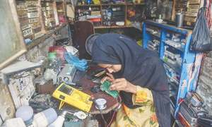 Two little girls solder their dream of becoming electrical engineers