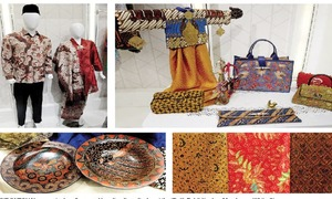 Exhibition showcases Indonesian cultural heritage