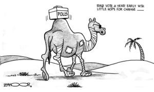 Cartoon: 12 October, 2021