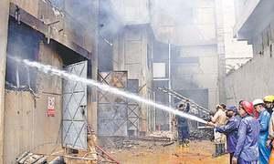 Three SBCA officials get interim bail in factory fire case