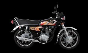 ہونڈا کی نئی سی جی 125 پاکستان میں '55 تبدیلیوں' کے ساتھ پیش