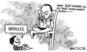 Cartoon: 13 October, 2021