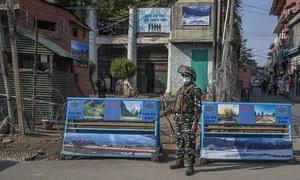 Five Kashmiris killed in held Valley