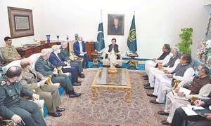 Bajwa, Bagheri agree on response to terrorism