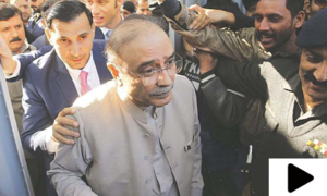 'وزیراعظم نااہل ہیں'، ڈی جی آئی ایس آئی کے تقرر سے متعلق سوال پر آصف زرداری کا جواب