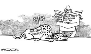 Cartoon: 15 October, 2021