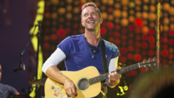 Coldplay's eco-friendly tour to be powered by an electricity generating dance floor