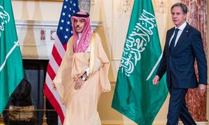 سعودی عرب اہم شراکت دار ہے اور اس کے دفاع کیلئے پُرعزم ہیں، امریکا