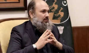 No-confidence motion against Alyani to be presented on Oct 20, says Balochistan Assembly speaker