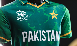 ٹی20 ورلڈ کپ کے لیے پاکستان کی کِٹ کی رونمائی کردی گئی
