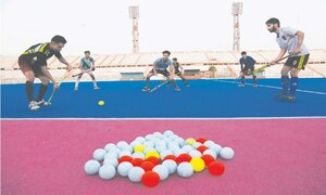 National camp for Junior Hockey World Cup begins