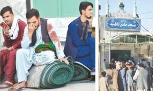 Suicide bombers kill 41 at Kandahar mosque