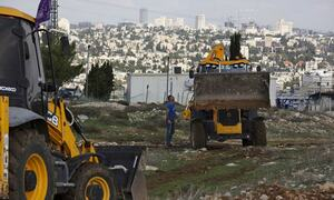 Israel quietly advances settlements with little US pushback