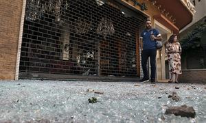 Lebanon on edge day after deadly sectarian flare-up