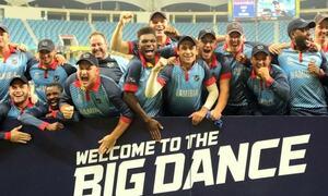 Namibia seeking to make T20 World Cup breakthrough
