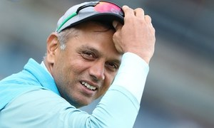 Former captain Rahul Dravid set to be next India coach: report