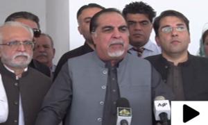 گورنر سندھ، لیاقت علی خان کی جائے شہادت سے لاعلم نکلے