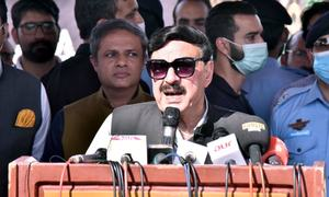ISI chief to be appointed before 22nd, says Sheikh Rashid