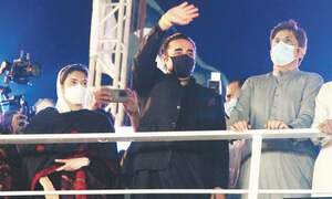PM trying to turn ISI into Tiger Force: Bilawal