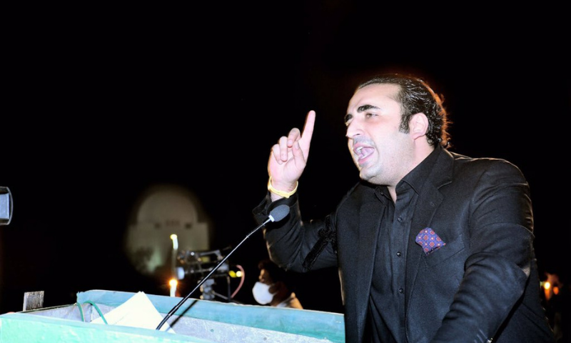 Imran Khan trying to turn army, ISI into his Tiger Force, says Bilawal at PPP's power show in Karachi