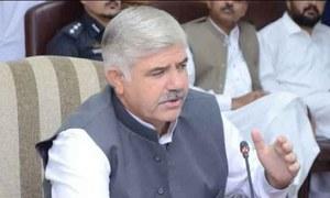 Chief minister orders establishment of citizen facilitation centres in KP