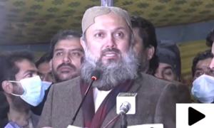 'خراب کارکردگی پر وزیراعلیٰ بلوچستان کوعہدے سے ہٹایا جائے'