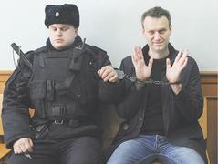 Russian opposition leader wins EU's Sakharov rights award