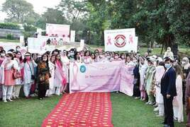 Every 8th woman in Pakistan at risk of breast cancer: Samina Alvi