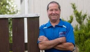 Fred Goodall, umpire in stormy West Indies series, dies