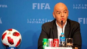FIFA president Infantino seeks consensus over World Cup plans