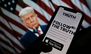 'Truth Social': Trump launches his own social media site to resist 'tyranny of Big Tech'