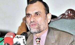 الیکشن کمیشن کا اعظم سواتی کو ذاتی حیثیت میں پیش ہونے کا حکم