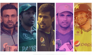 Poll results: Fans prefer Sharjeel, Amir in first-ever democratically selected Pakistan squad