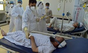 Afghanistan's health sector will collapse if financing crises are not immediately addressed