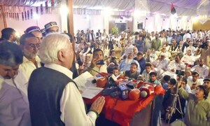 Sherpao slams govt for its failure to control inflation